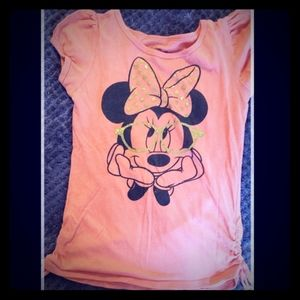 Minnie Mouse Girls Top